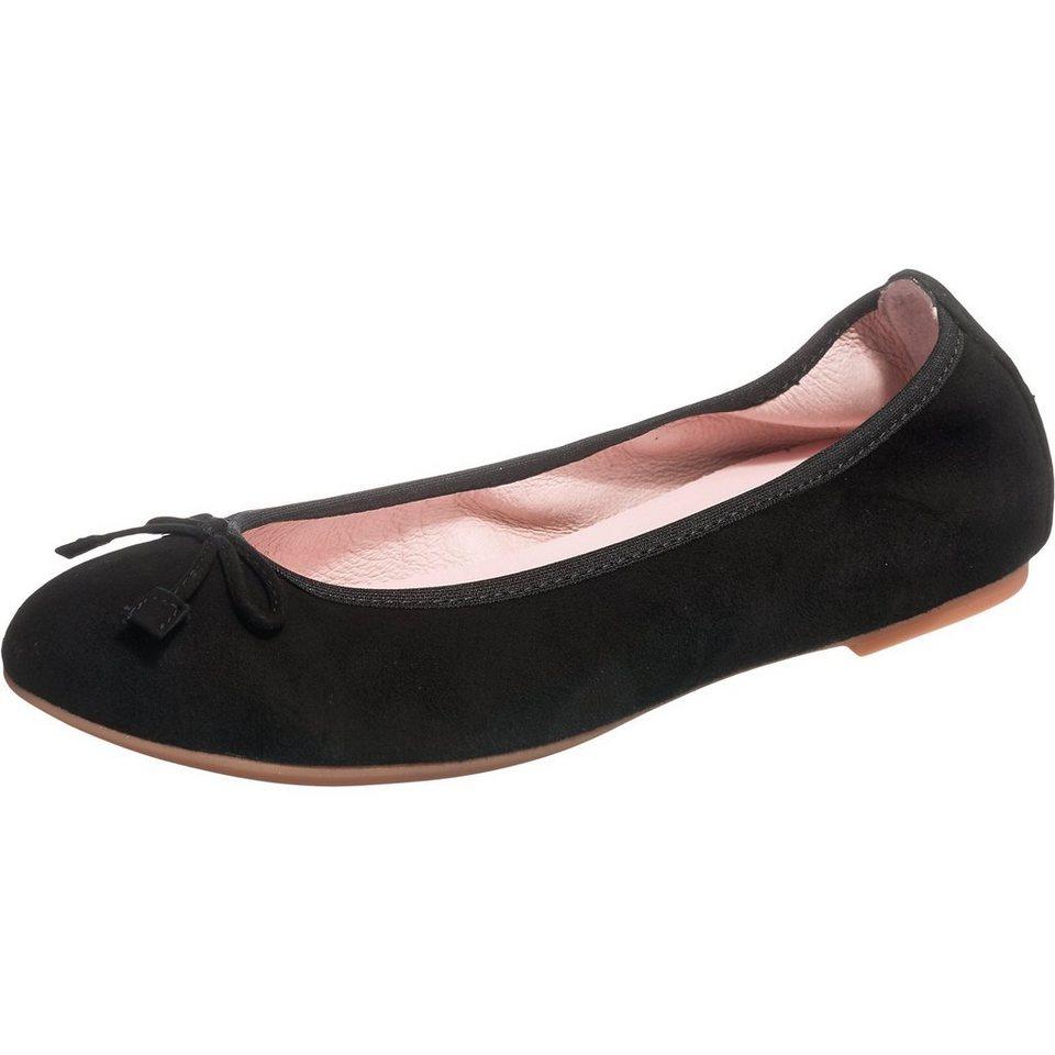 Unisa Acor Ballerinas in schwarz