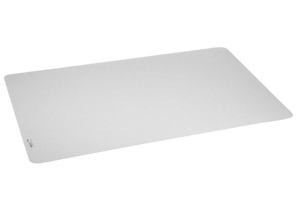 Bodenschutzmatte, vinylfrei in transparent