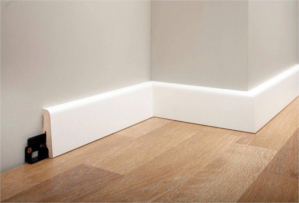 moderna sockelleiste akzentfu leiste afl 60 wei 1 stk h he 6 cm online kaufen otto. Black Bedroom Furniture Sets. Home Design Ideas