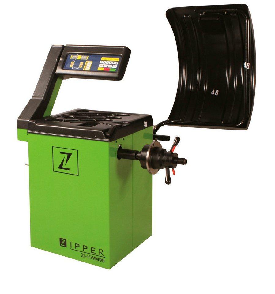 Reifenwuchtmaschine »ZI-RWM99« in grün