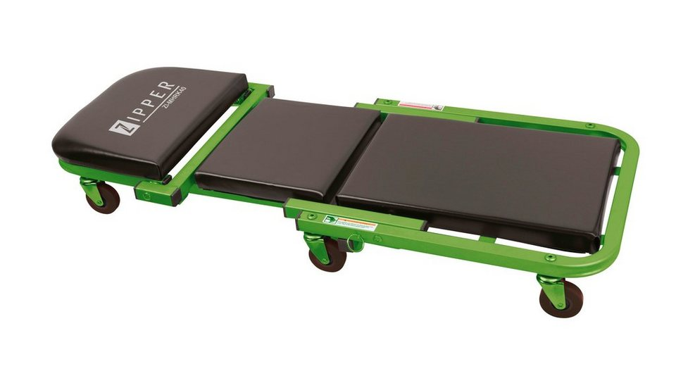Montagehocker »ZI-MRB40« in grün