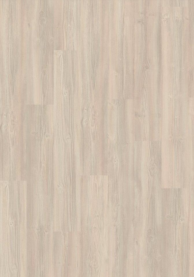Sockelleisten passend zum Korkpluslaminat »Megafloor cork+«, pinie weiß Nachbildung in weiß