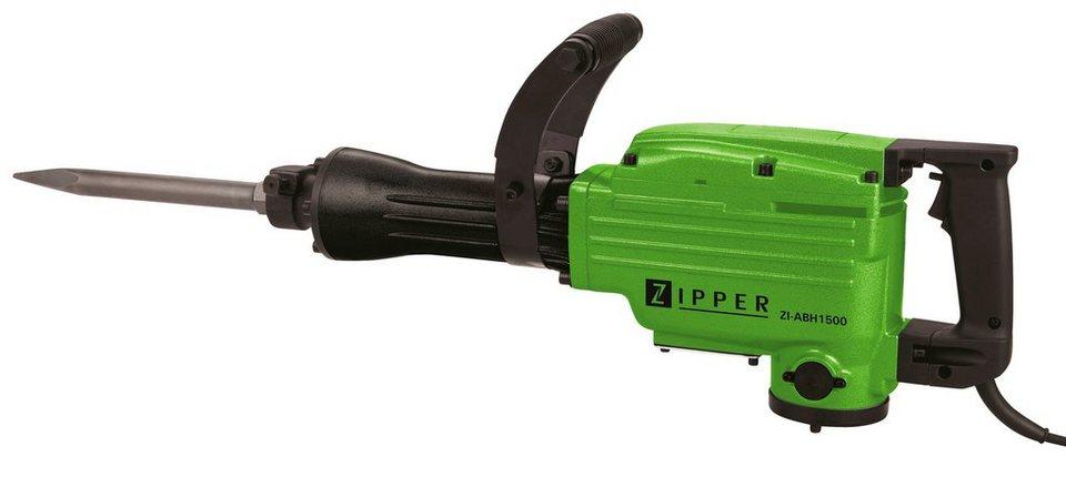Abbruchhammer »ZI-ABH1500« in grün