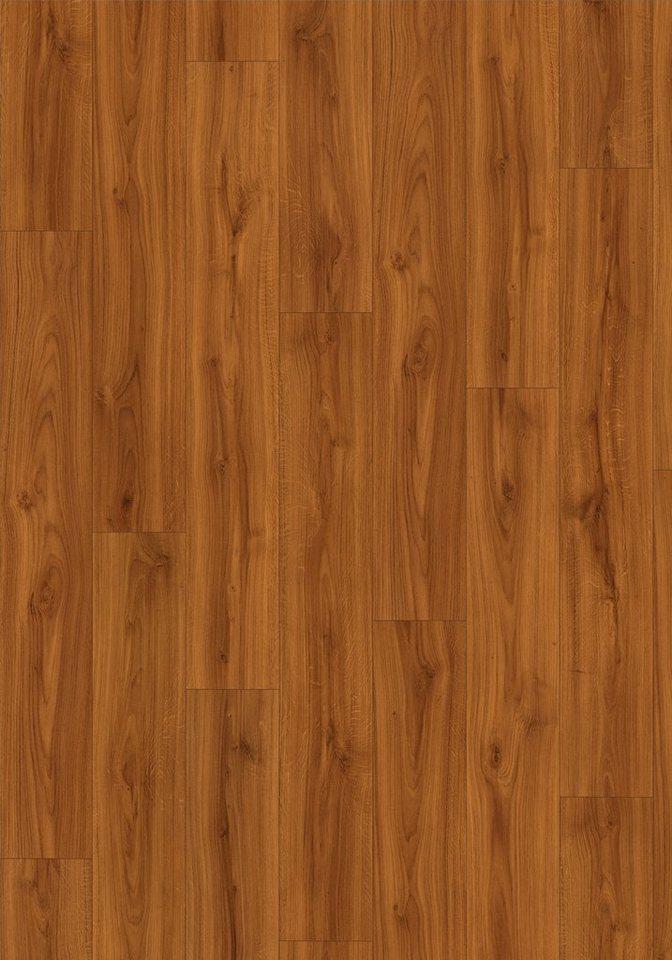 Korklaminat »Megafloor cork+«, allee dunkel Nachbildung in braun