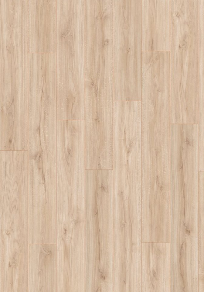 Korklaminat »Megafloor cork+«, allee weiß Nachbildung in weiß