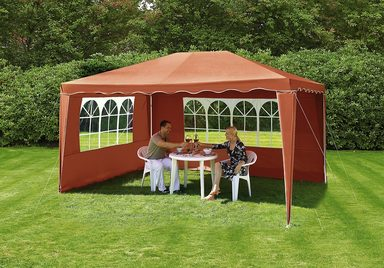 seitenteile f r pavillon online kaufen otto. Black Bedroom Furniture Sets. Home Design Ideas