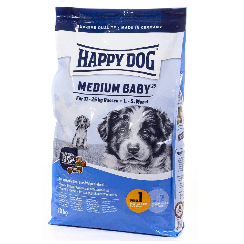 Hundetrockenfutter »Medium Baby«, 10 kg