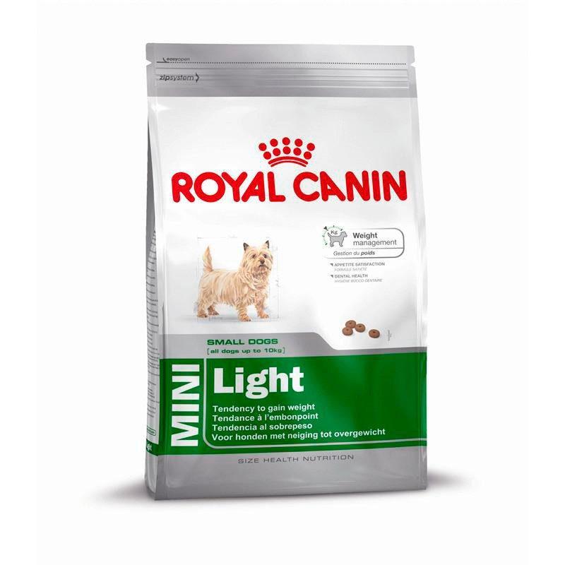 Royal Canin Hundetrockenfutter »Mini Light Weight Care«, 2 kg