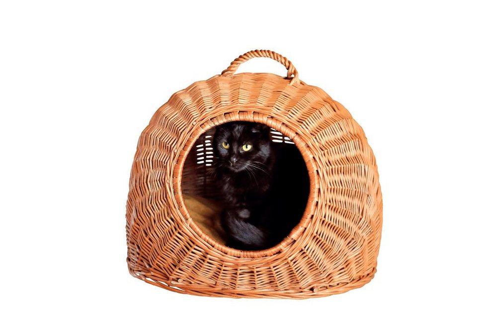 Transportbox »Katzenkorb« in braun