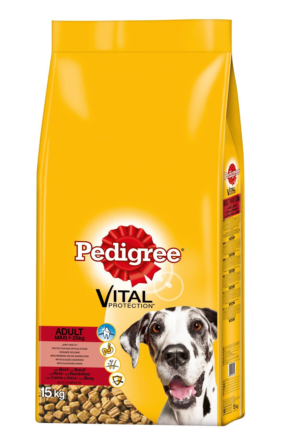 Pedigree Hundetrockenfutter »Vital Protection Adult Maxi«, 15 kg