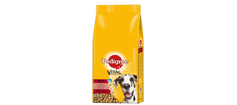 Hundetrockenfutter »Vital Protection Adult Maxi«, 15 kg