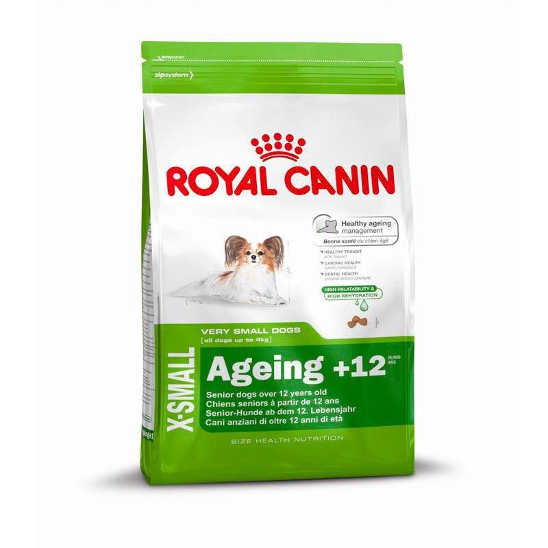 Hundetrockenfutter »X-Small Ageing 12+«, 1,5 kg