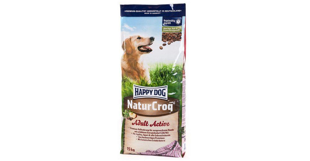 Hundetrockenfutter »NaturCroq Adult Active«, 15 kg