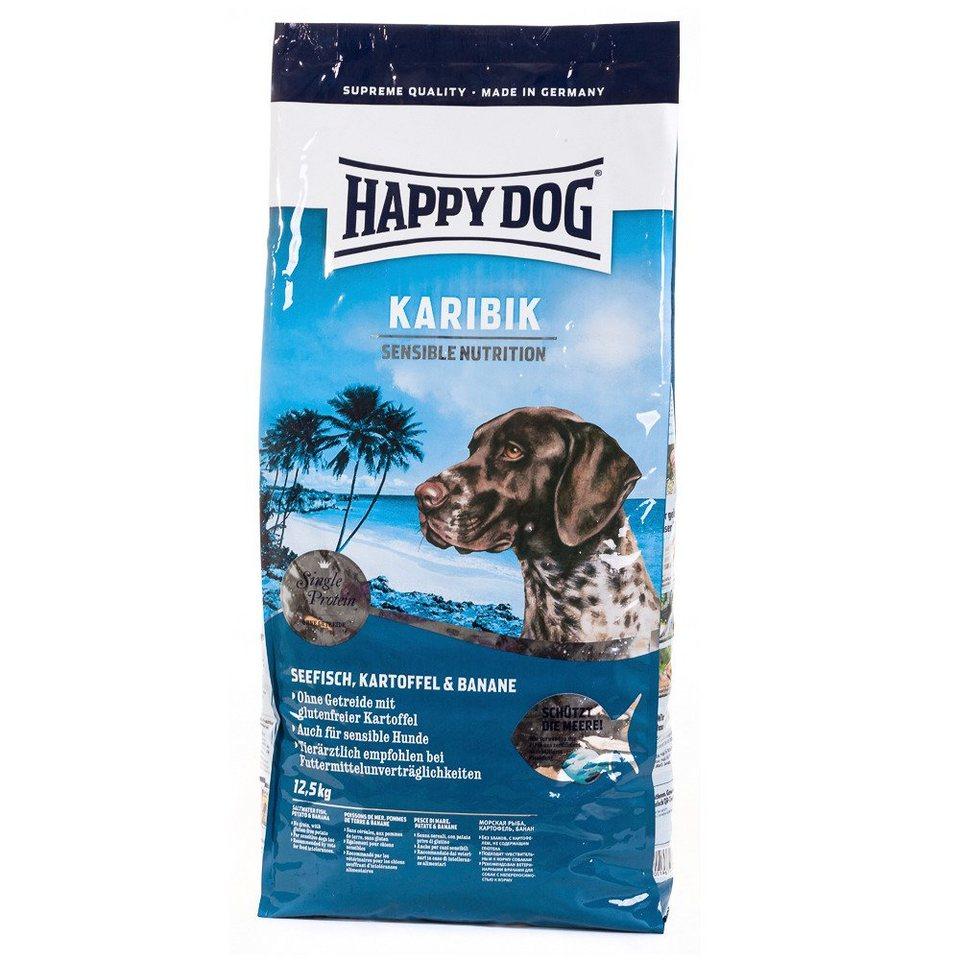 happy dog hundetrockenfutter supreme sensible karibik 12 5 kg online kaufen otto. Black Bedroom Furniture Sets. Home Design Ideas