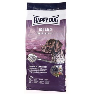 happy dog hundetrockenfutter supreme sensible irland 12. Black Bedroom Furniture Sets. Home Design Ideas