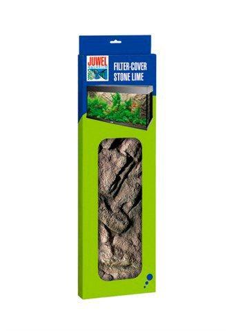 Aquariendeko »Filtercover Stone Lime« in braun