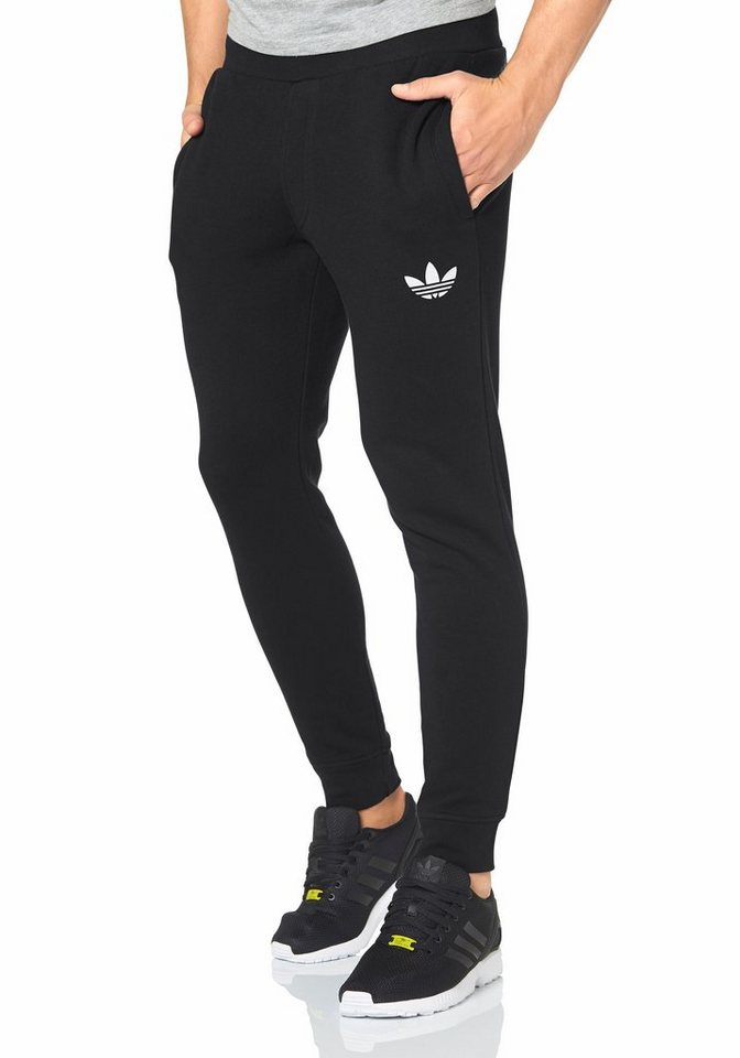 adidas Originals FITTED 2.0 SWEATPANTS Sweathose in Schwarz