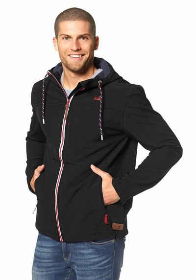 Куртка из софтшелла Ocean Sportswear