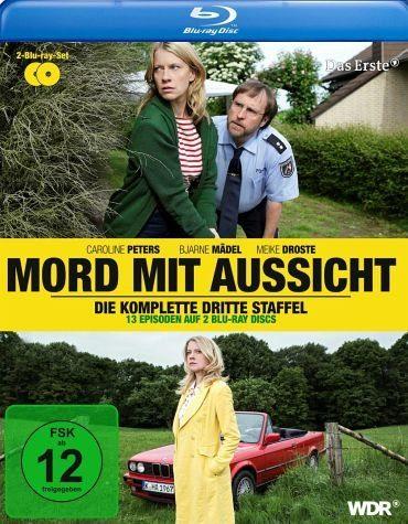 Blu-ray »Mord mit Aussicht - Die komplette 3. Staffel...«