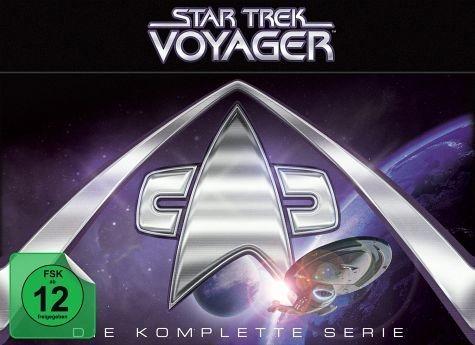 DVD »Star Trek - Voyager: Die komplette Serie (48...«