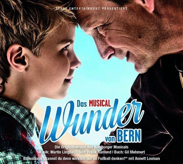 Audio CD »Musical-Original Cast: Wunder Von Bern-Das...«