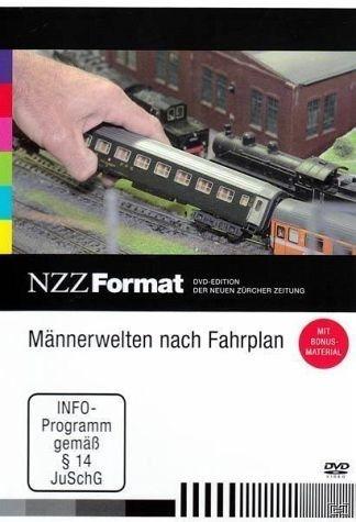 DVD »Männerwelten nach Fahrplan«
