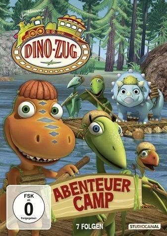 DVD »Dino-Zug - Abenteuercamp«