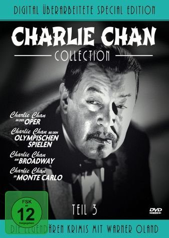 DVD »Charlie Chan Collection - Teil 3 (4 Discs)«