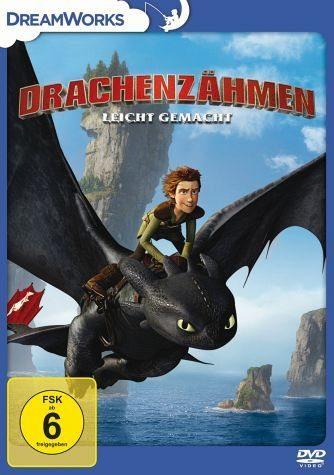 DVD »Drachenzähmen leicht gemacht«