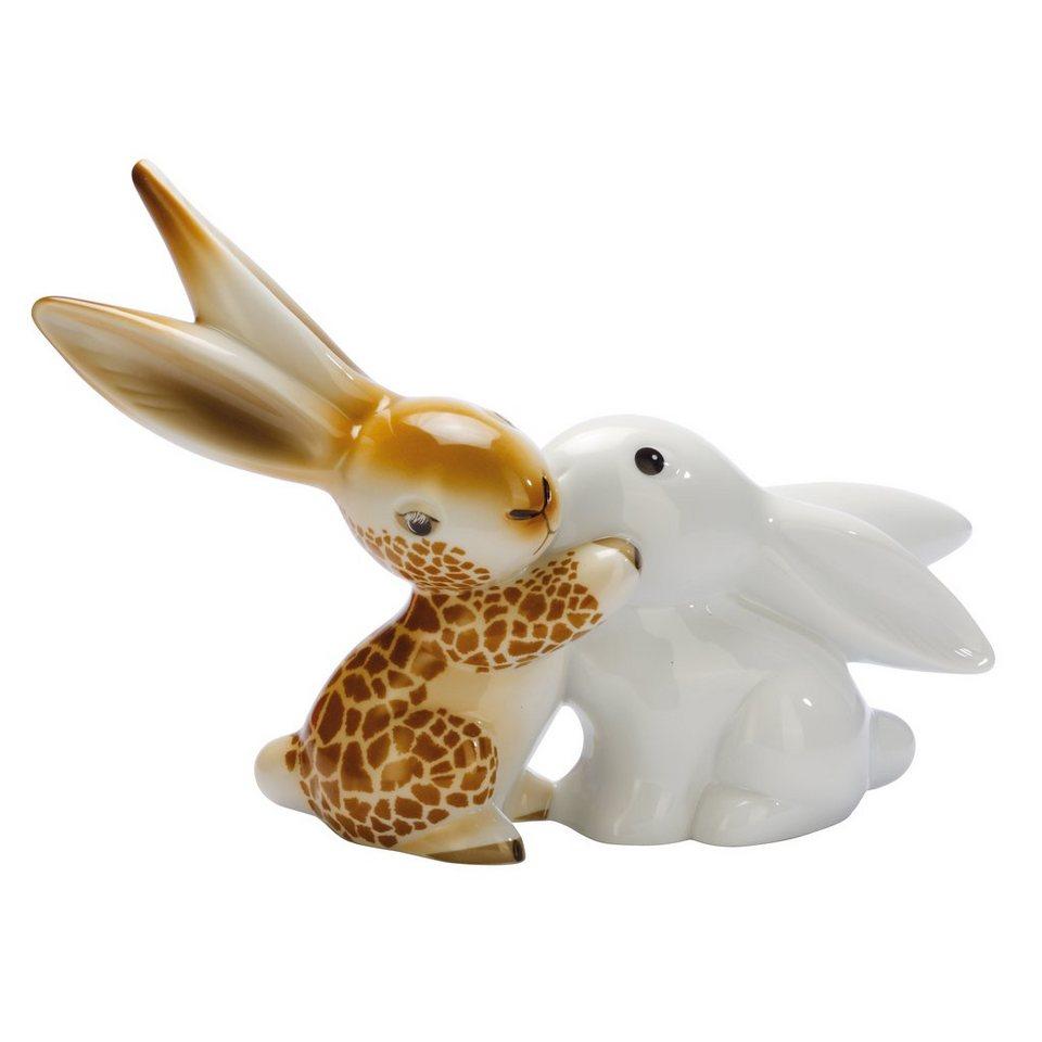 Goebel Giraffe Bunny in Love »Bunny de luxe« in Bunt
