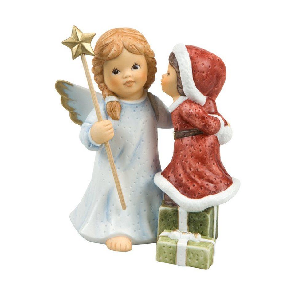 Goebel Ich wünsche Dir fröhliche Weihnachten »Nina & Marco« in Bunt