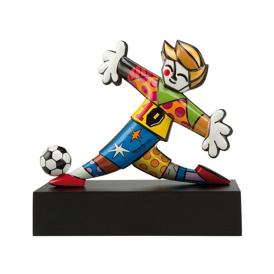 Goebel Goal! - Figur »Artis Orbis« in Bunt
