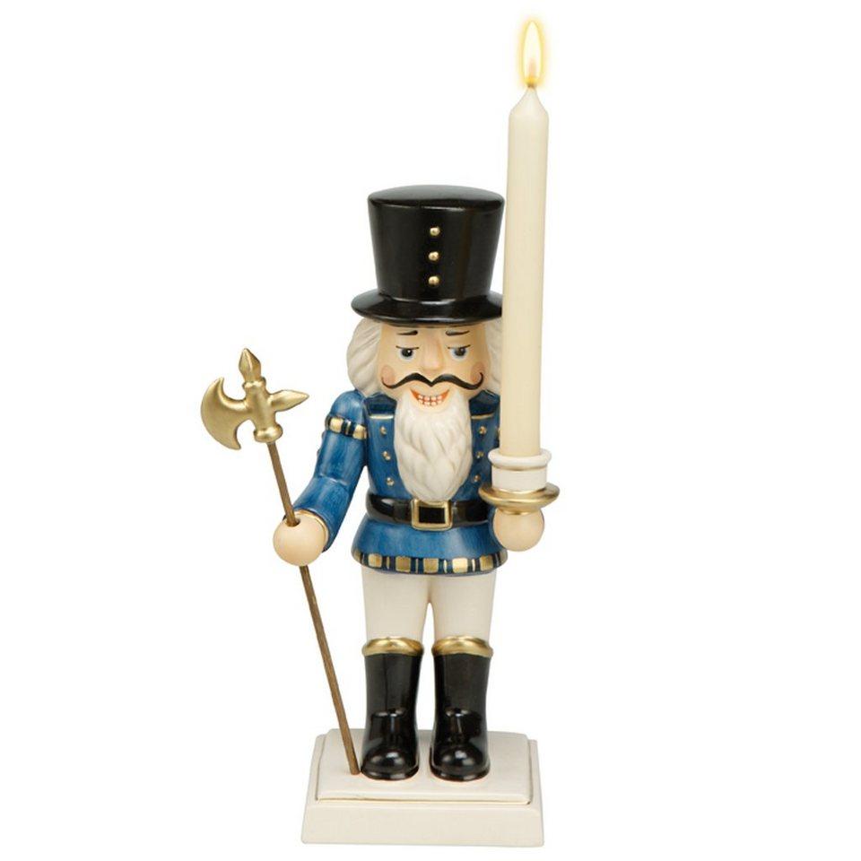 Goebel Traditioneller Leuchter - Nachtwächter »Weihnachten« in Bunt
