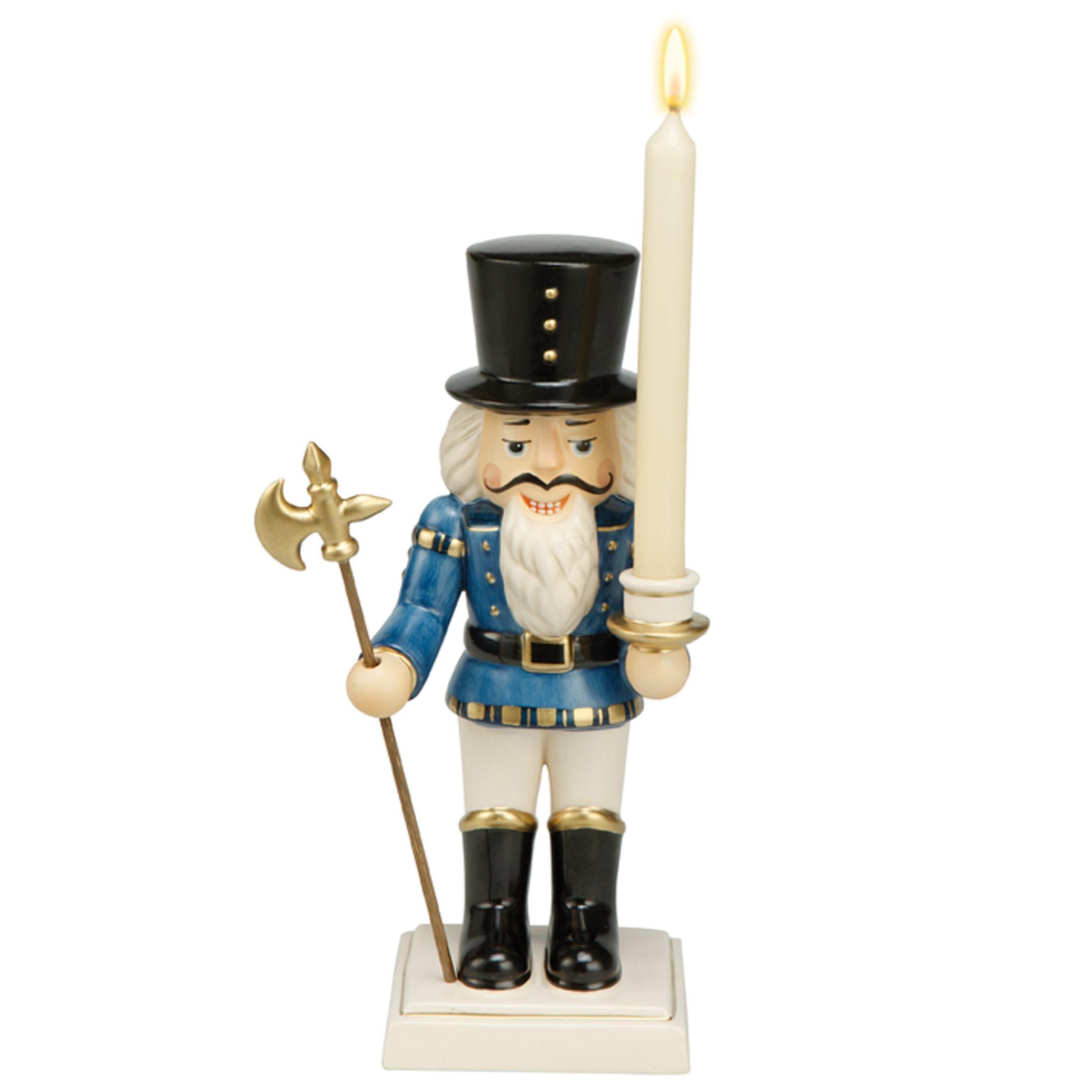 Goebel Traditioneller Leuchter - Nachtwächter »Weihnachten«