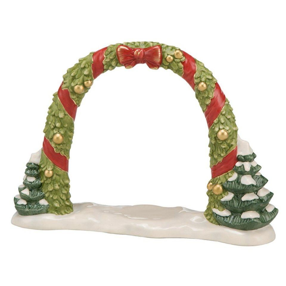 Goebel Torbogen zum Weihnachtsmarkt »Weihnachten« in Bunt