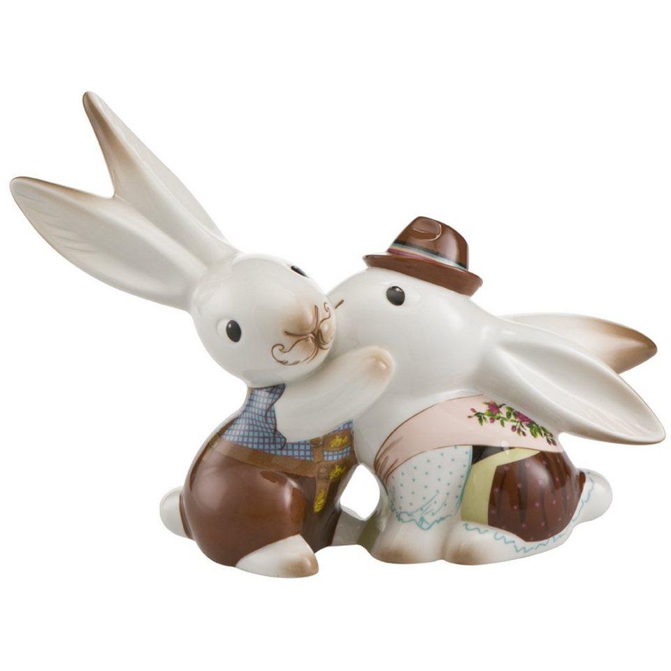 Goebel Bavarian Bunny in Love »Bunny de luxe« in Bunt