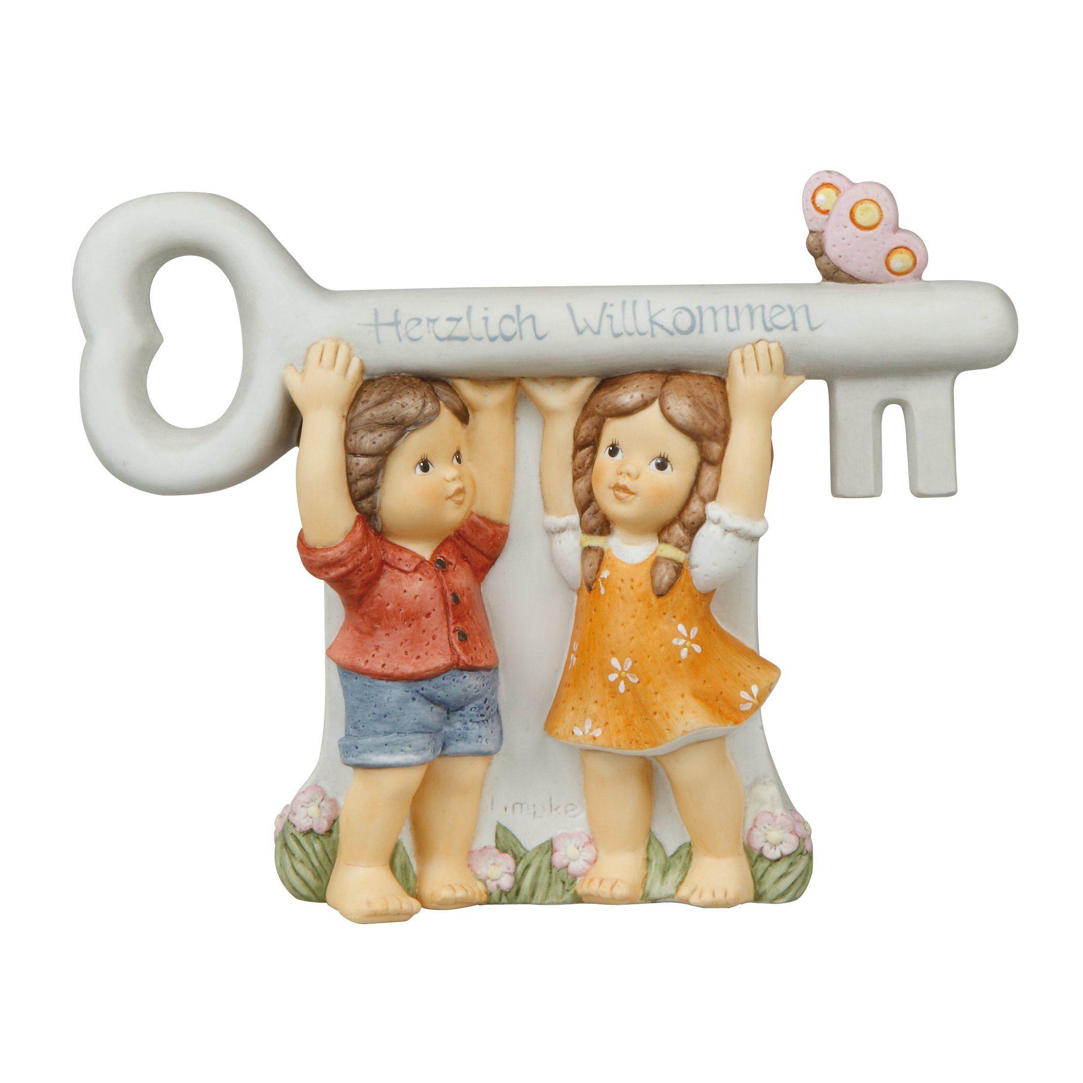 Goebel Türschild - Zum Einzug alles Gute »Nina & Marco«