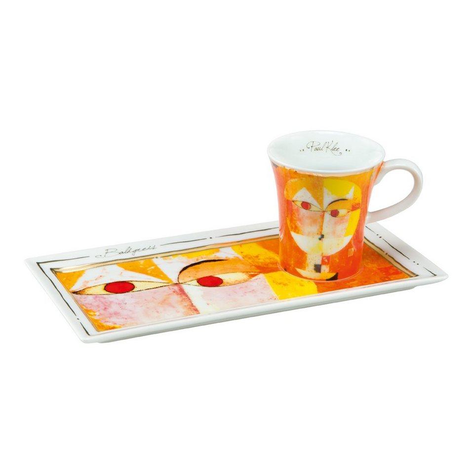 Goebel Baldgreis - Espresso Set »Artis Orbis« in Bunt