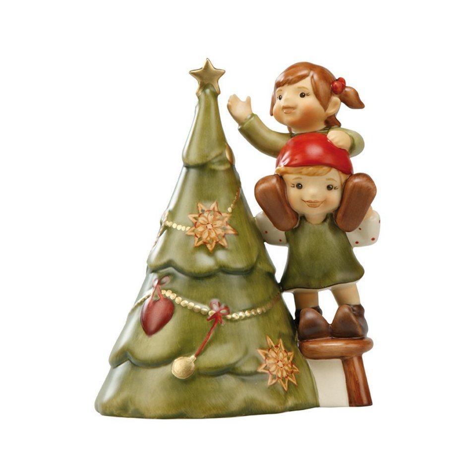 Goebel Schön geschmückt »Weihnachten« in Bunt