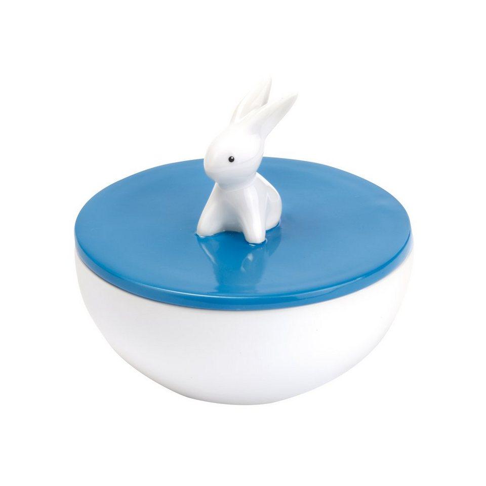 Goebel Ocean Blue Bunny - Dose »Bunny de luxe« in Bunt