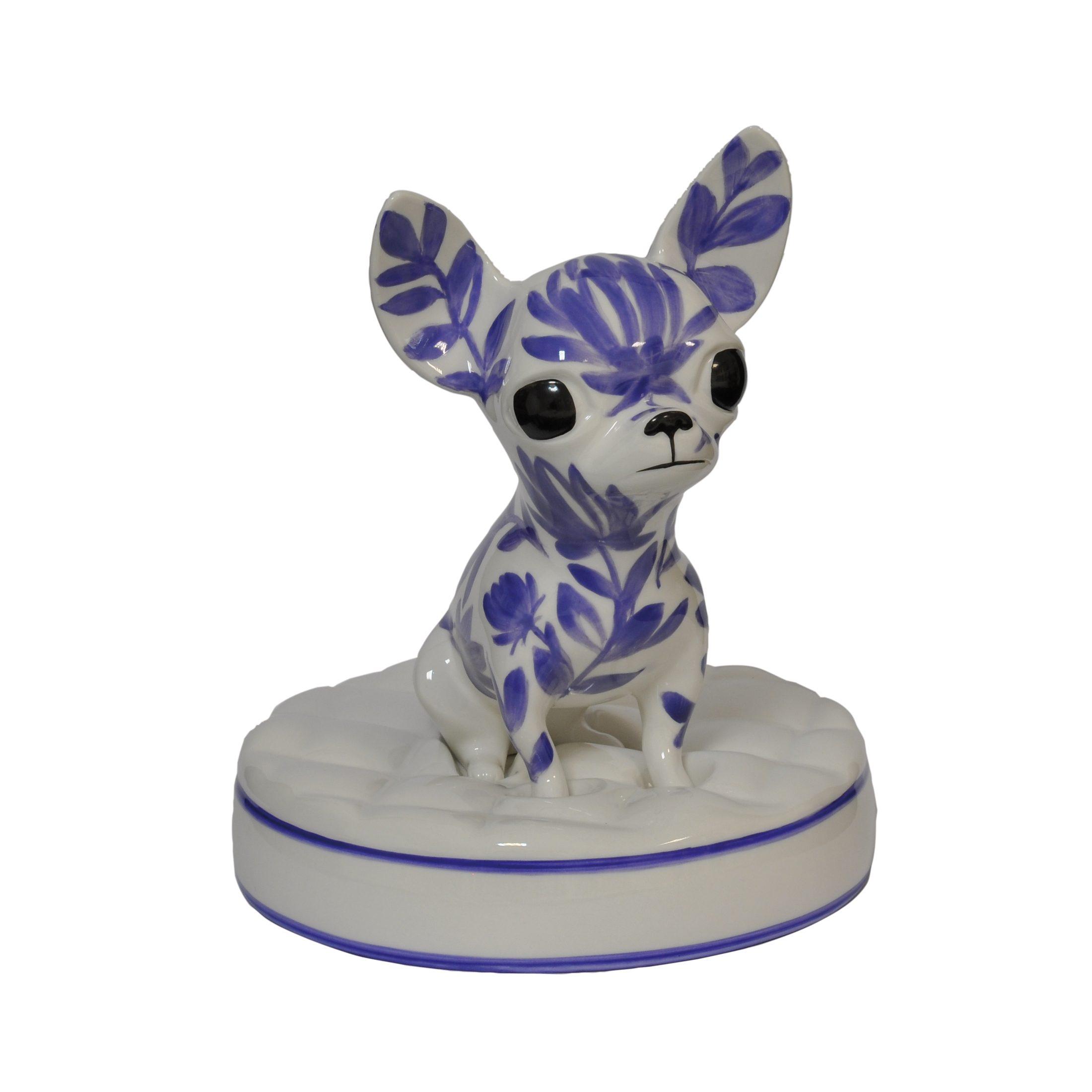 Goebel Chihuahua - Indigo »Special Dogs«
