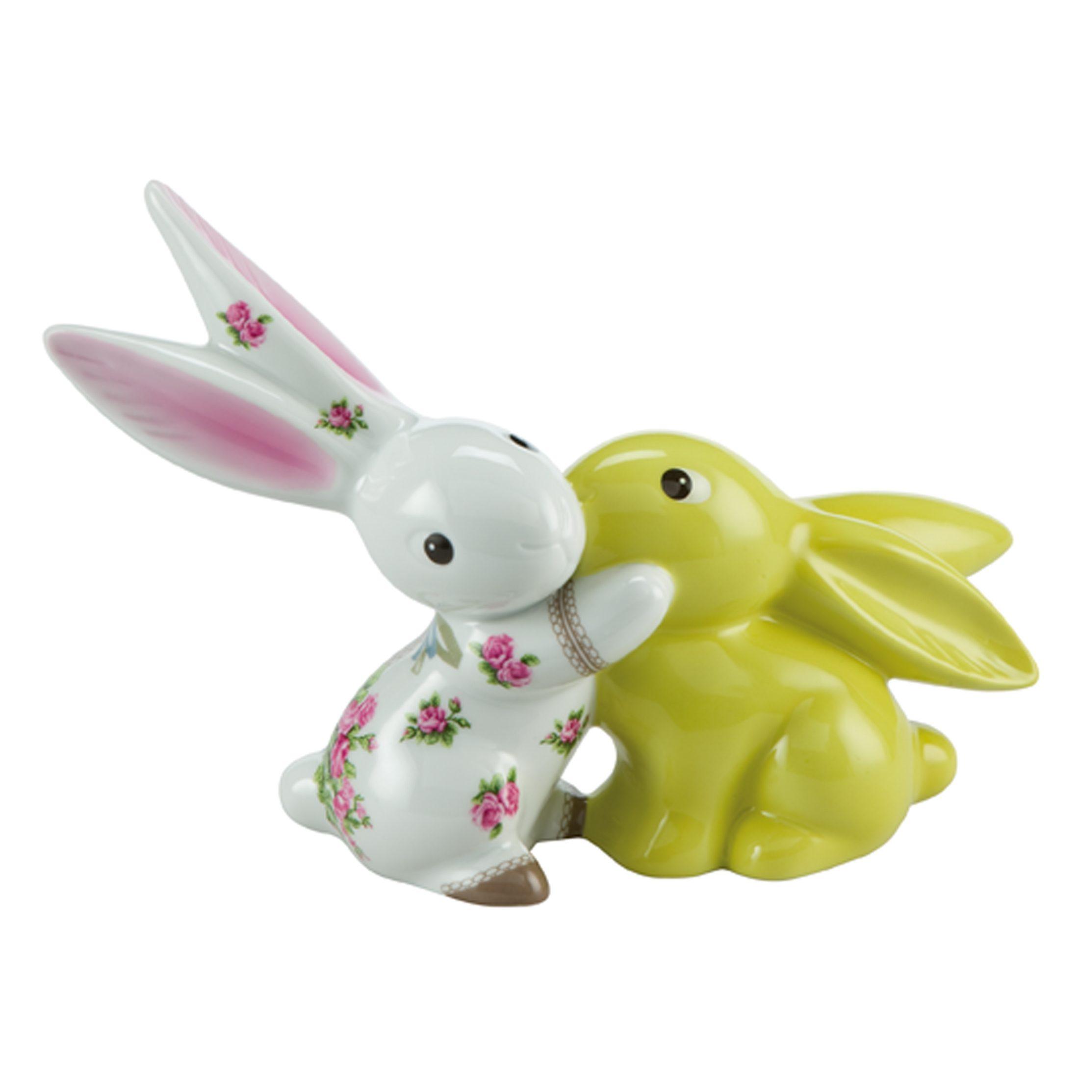 Goebel Bloom Bunny in Love »Bunny de luxe«