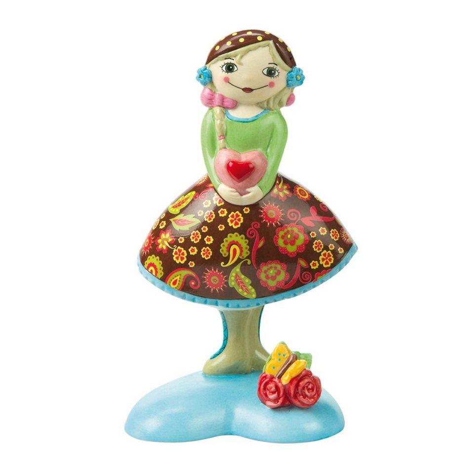 Goebel Sugar Babe Sweetheart - Memohalter »Eva Maria Nitsche« in Bunt