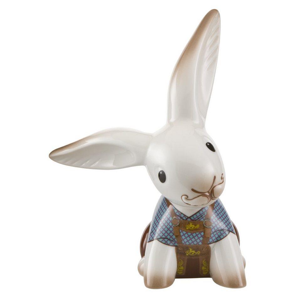 Goebel Bavarian Bunny - Bua »Bunny de luxe« in Bunt