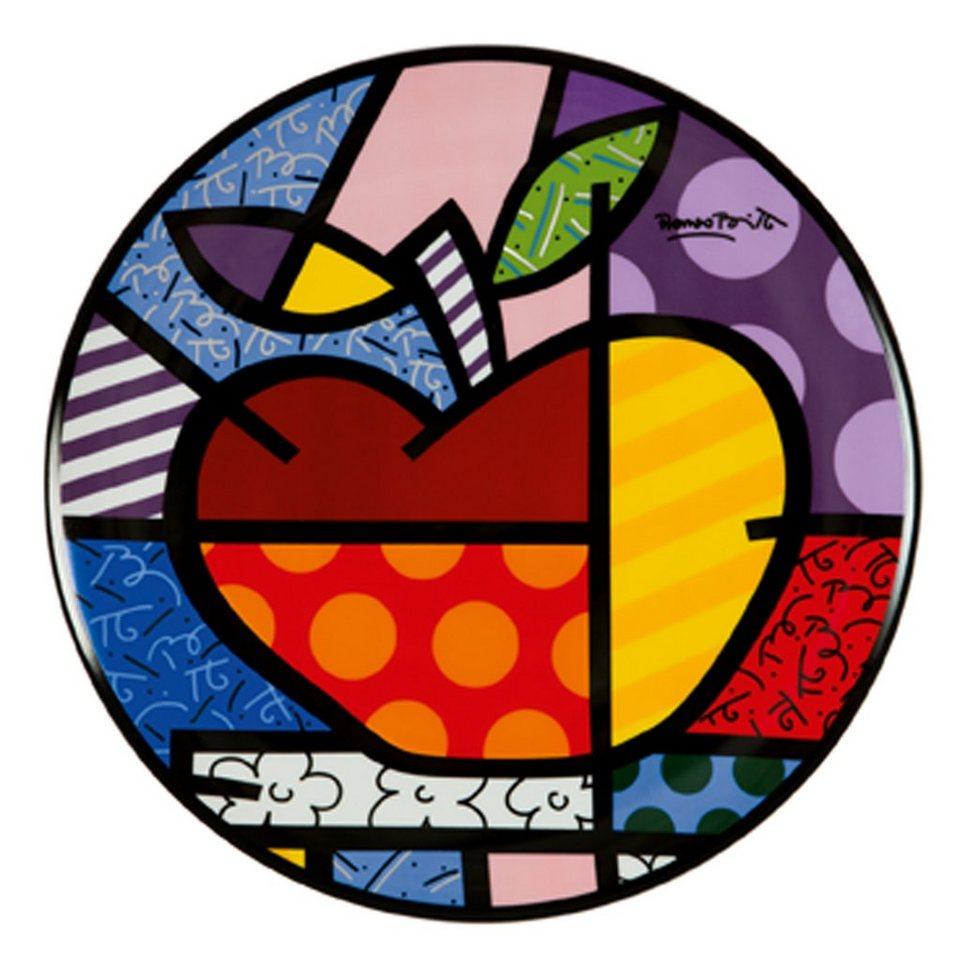 Goebel Big Apple - Wandteller »Artis Orbis« in Bunt