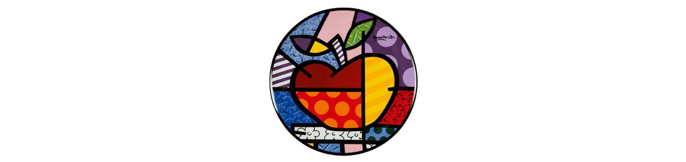 Goebel Big Apple - Wandteller »Artis Orbis«