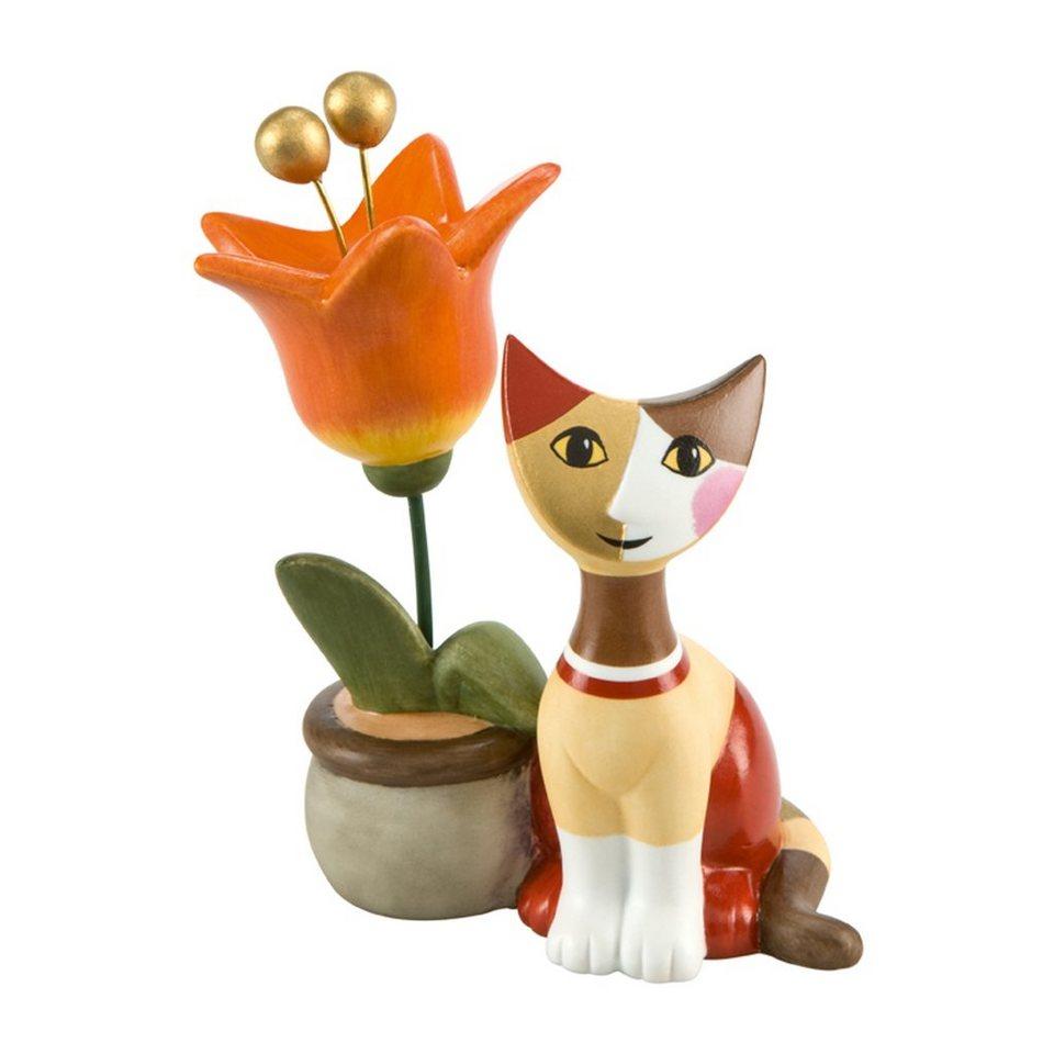 Goebel Greta con tulipano »Rosina Wachtmeister« in Bunt