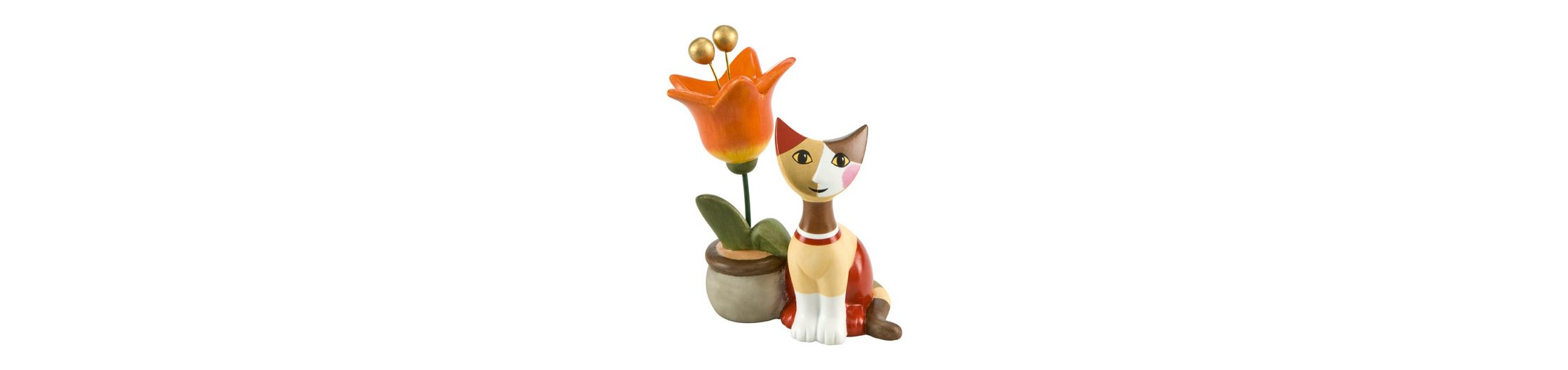 Goebel Greta con tulipano »Rosina Wachtmeister«