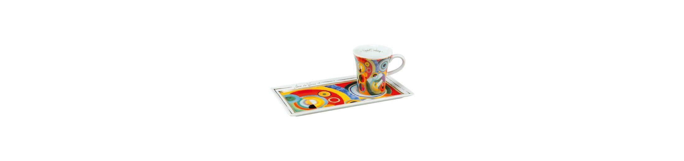 Goebel Lebensfreude - Espresso Set »Artis Orbis«