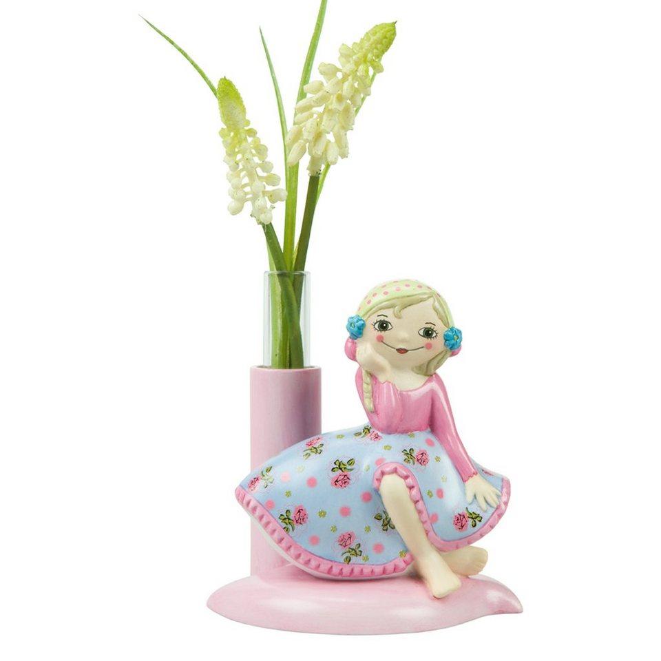 Goebel Sugar Babe Bloomy - Vase »Eva Maria Nitsche« in Bunt